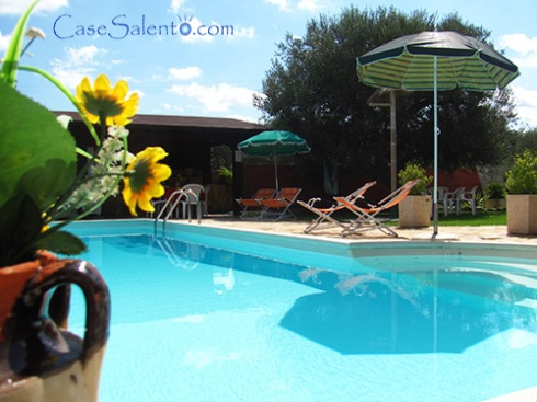 Villa con piscina esclusiva 4 camere letto e 2 bagni