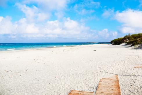 Lido San Basilio spiaggia TAP