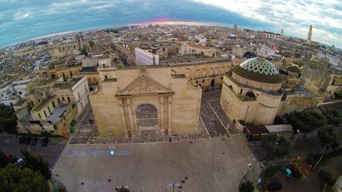 Le bellissime porte di Lecce, impreziosiscono il perimetro del centro storico
