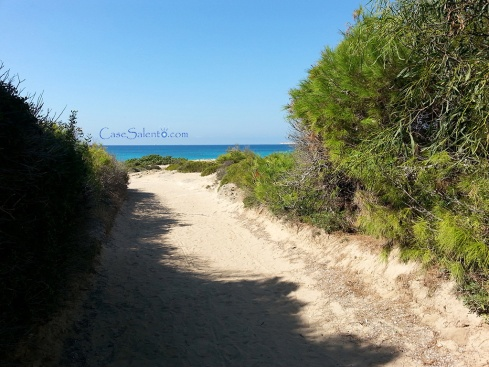 Spiaggia Baia Verde Gallipoli
