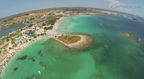 Spiaggia Porto Cesareo e Lido tabù
