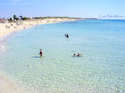 Spiaggia Campo Marino Maruggio (Taranto)