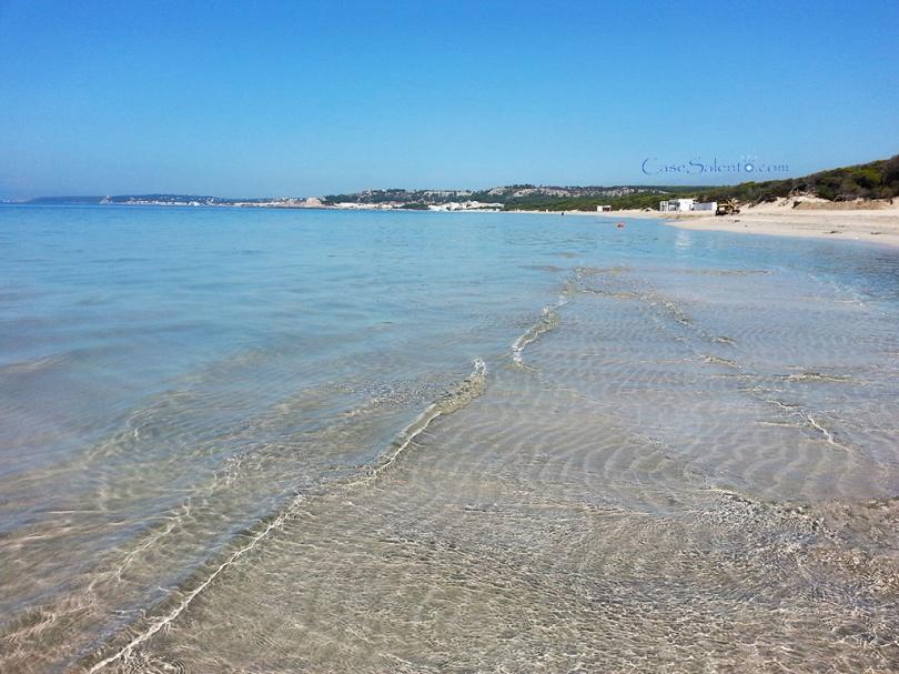 Spiaggia Rivabella Gallipoli