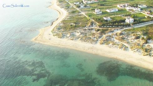 Spiaggia Torre Rinalda marina Leccese