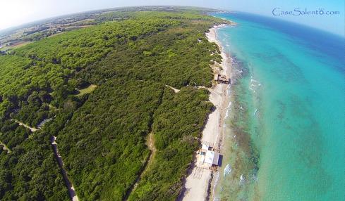 Spiaggia spiaggette Frassanito