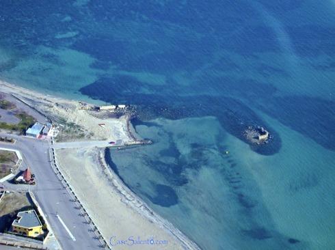 Spiaggia San Cataldo marina Lecce