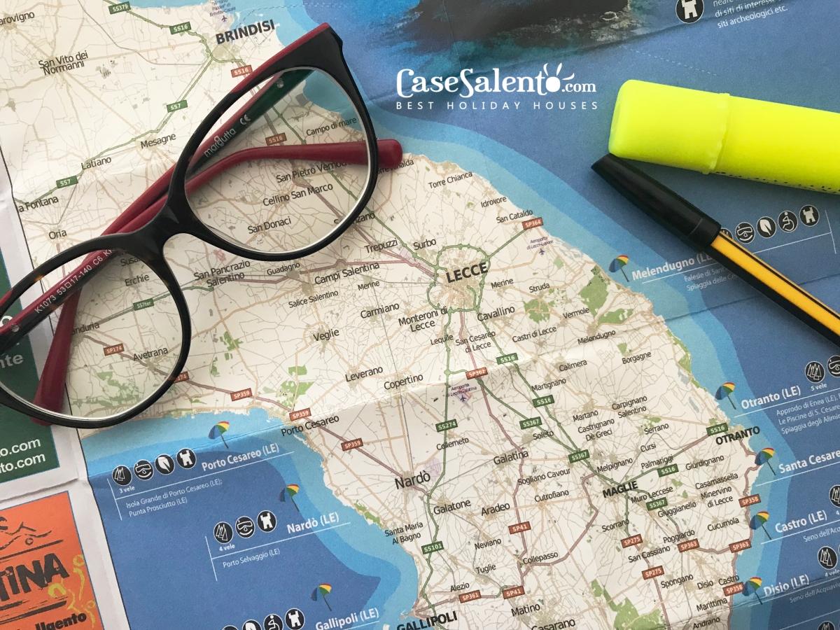 Come muoversi nel Salento in vacanza, la guida per scegliere il mezzo migliore