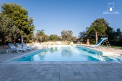 Holiday villa code m140