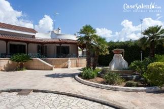 Holiday villa code m524